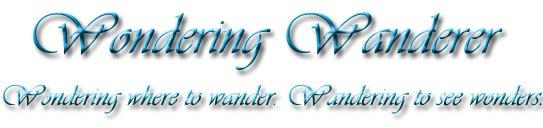 Wondering Wanderer