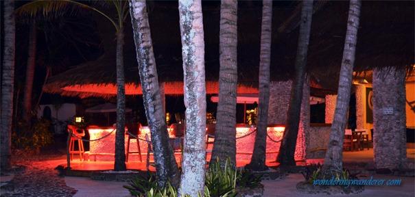 Coco Grove Beach Resort mini-bar