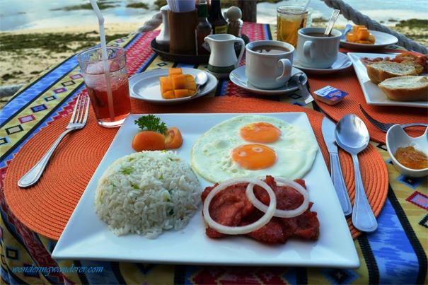 Coco Grove Beach Resort Sunset Restaurant
