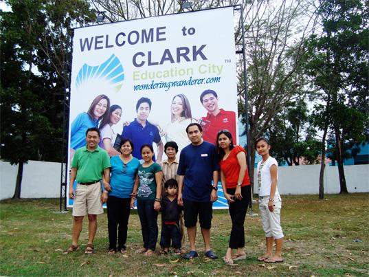 Clark Pampanga is a business district