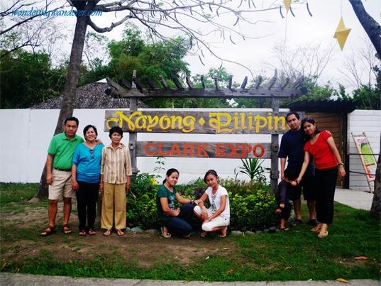 Nayong Pilipino Logo