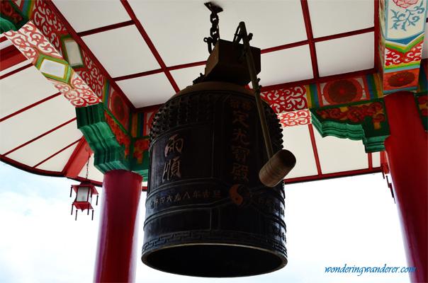 Cebu Taoist Temple Bell