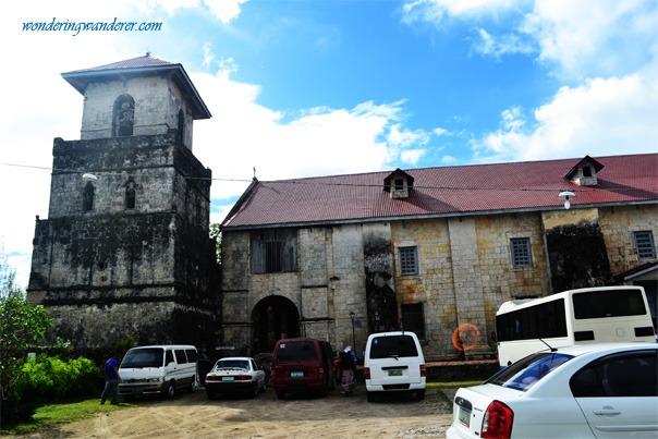 Baclayon Church Side View