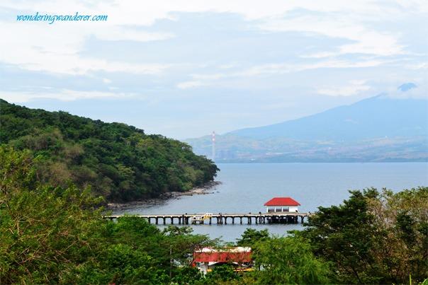 One of the scenic views of Corregidor Island - Cavite, Philippines