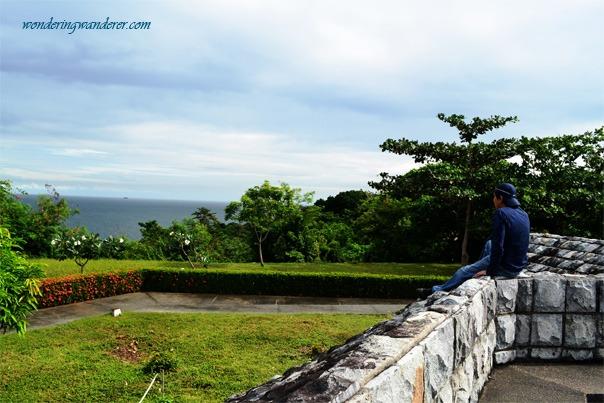 Scenic Views in Corregidor Island