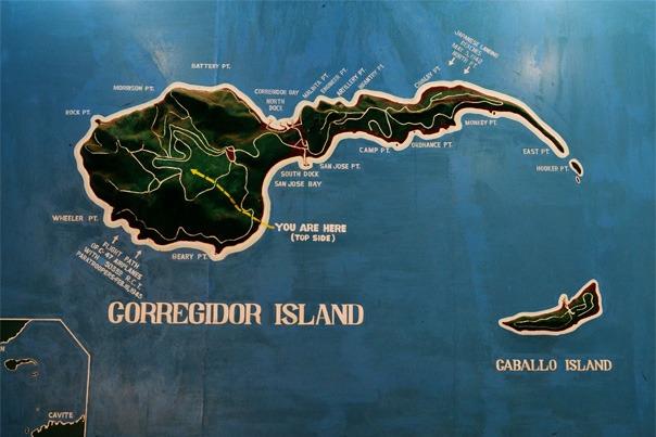CorregidorMap