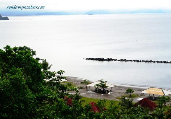 Corregidor Island's Clean Shore