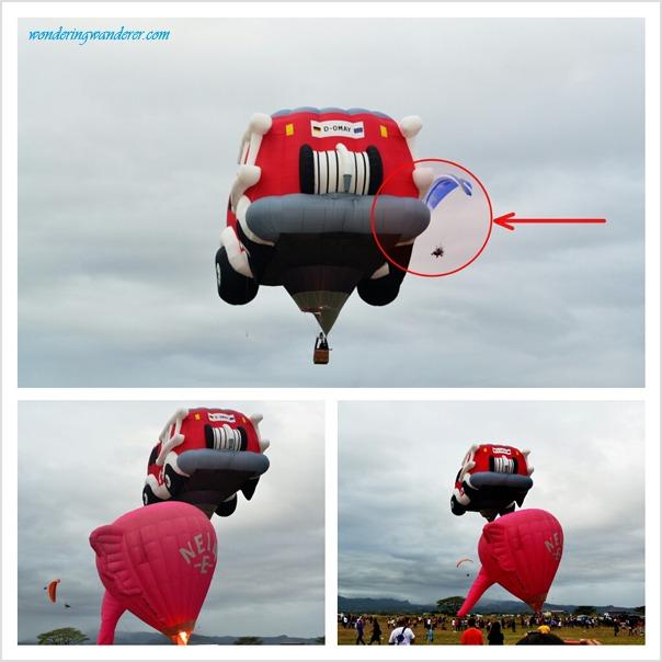 Ambulance Balloon Collide