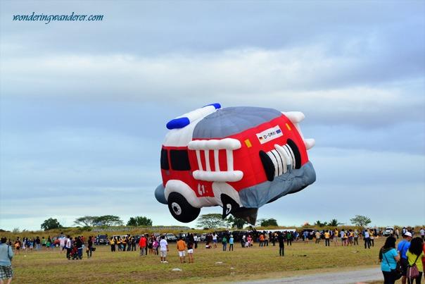 Ambulance Balloon