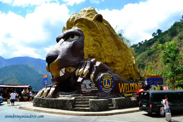 Lion's Head quarter view - Baguio City