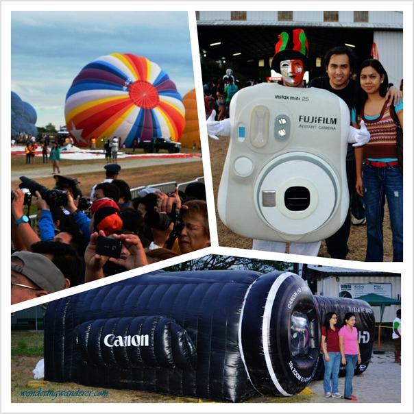 Hot Air Balloon Festival's Cameras