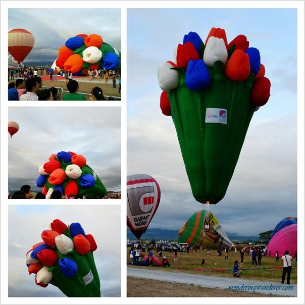 Hot Air Ballon Festival Bouquet