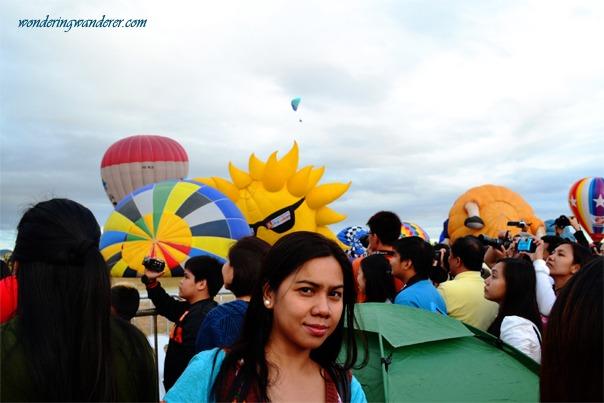 Hot Air Ballon Festival with Juliet