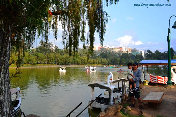 Burnham Park, Baguio City