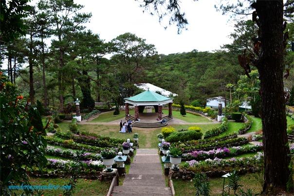Camp John Hay S Amphitheater