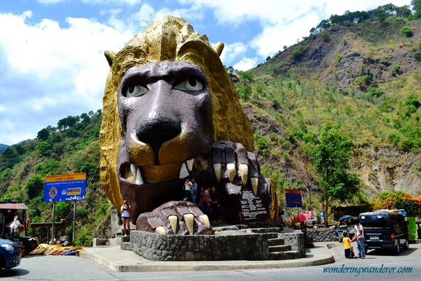 Lion's Head of Baguio City