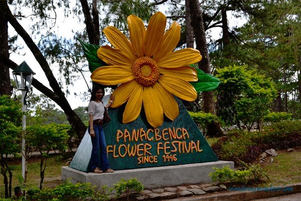 Panagbenga Flower Festival Statue