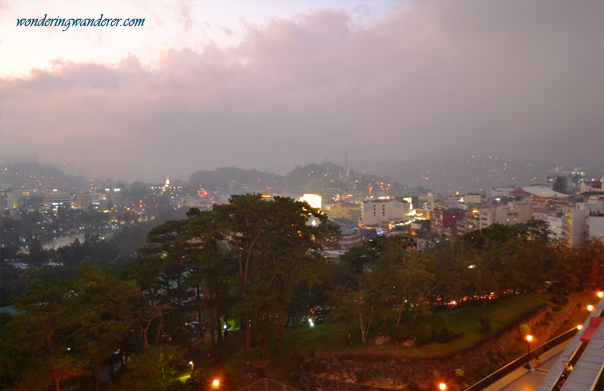 SM Baguio City View2