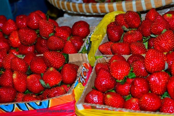 La Trinidad Strawberry Farm's Sweet products
