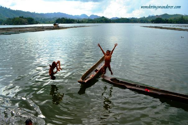 Lake Sebu's Kids