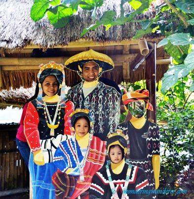 T'boli carton cut-off - Lake Sebu, South Cotabato