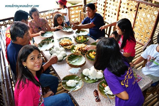 Punta Isla Resort's Restaurant - Lake Sebu, South Cotabato