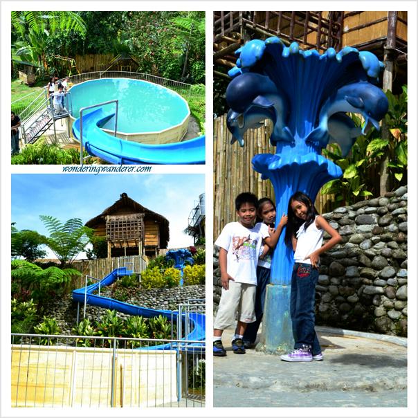 Punta Isla Resort's Swimming Pool Lake Sebu, South Cotabato