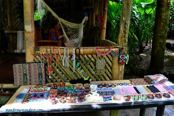 T'boli products - Lake Sebu, South Cotabato