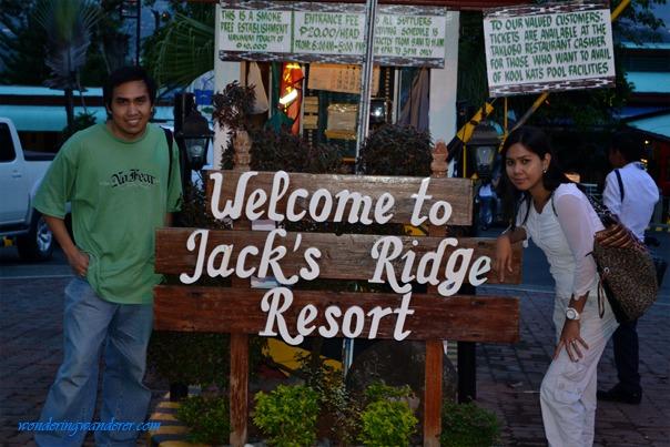 Jack's Ridge -  Davao City