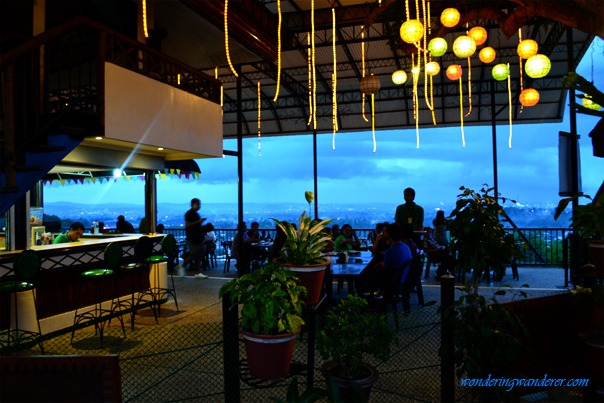 Jack's Ridge Taklobo Restaurant - Davao City