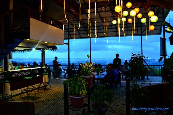 Jack's Ridge Taklobo Restaurant -  Davao City
