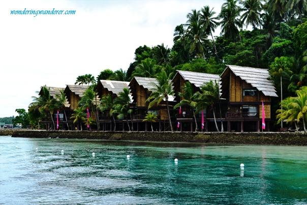 Pearl Farm Davao Del Norte S Maranao Themed Huts Beach Resort