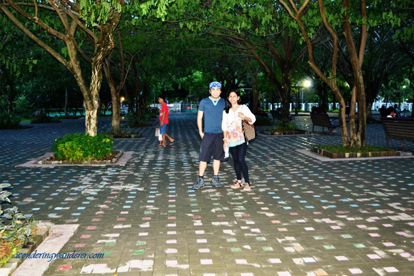 People's Park mini-forest - Davao City