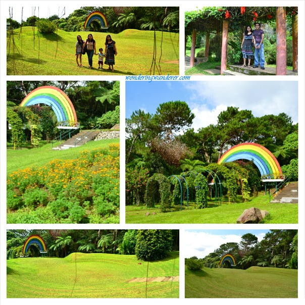Eden Nature Park Rainbow - Davao City