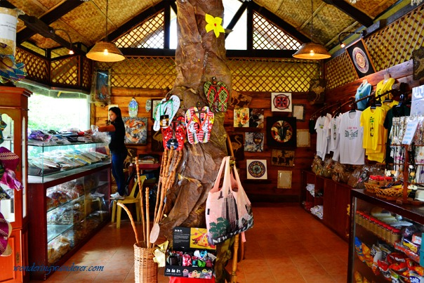 Eden Nature Park Souvenir Shop - Davao City