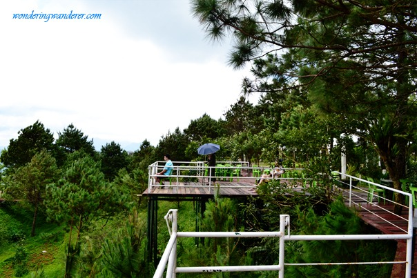 Sierra Madre Hotel and Resort - Tanay, Rizal View Deck