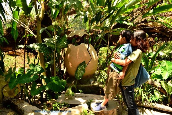 Dinosaurs Island - Clark, Pampanga Baby Dino