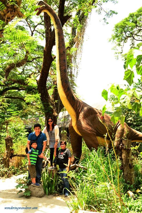 Dinosaurs Island - Clark, Pampanga Brachiosaurus
