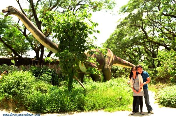 Dinosaurs Island - Clark, Pampanga Brontosaurus