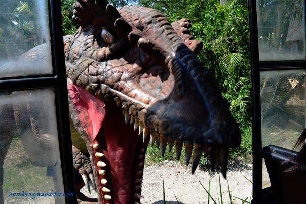 Dinosaurs Island - Clark, Pampanga Dino Attack!