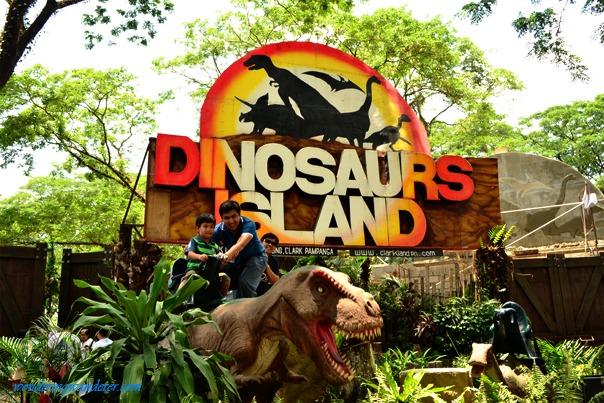 Dinosaurs Island - Clark, Pampanga Dinoride