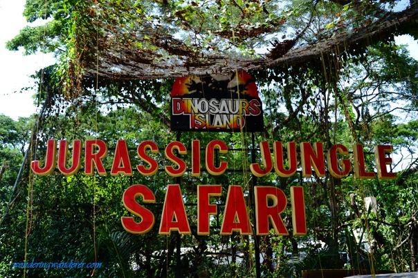 Dinosaurs Island - Clark, Pampanga Jurrasic Safari