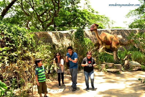 Dinosaurs Island - Clark, Pampanga Parasaurolophus
