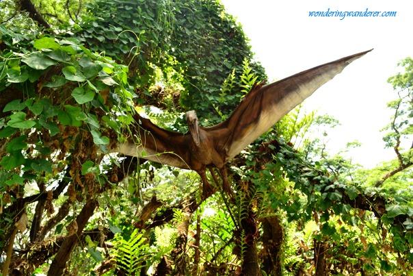Dinosaurs Island - Clark, Pampanga Pterodactyl