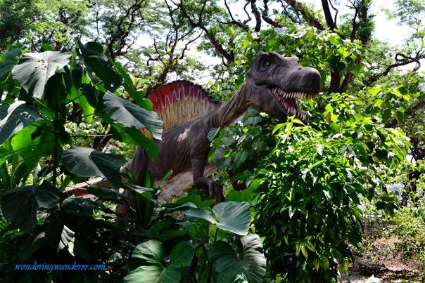 Dinosaurs Island - Clark, Pampanga Spinosaurus
