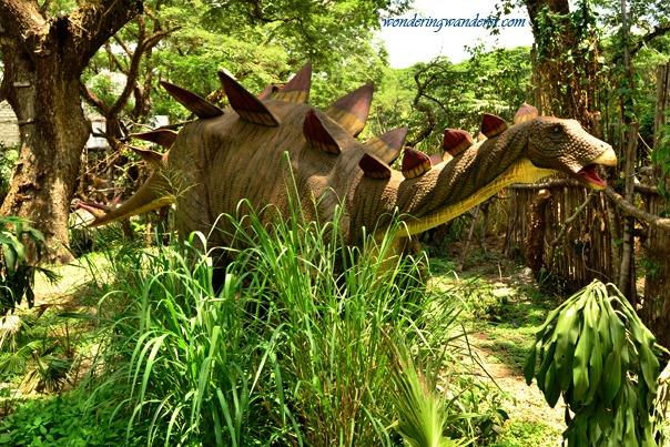 Dinosaurs Island - Clark, Pampanga Stegosaurus