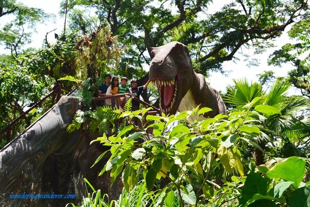 Dinosaurs Island - Clark, Pampanga T-Rex