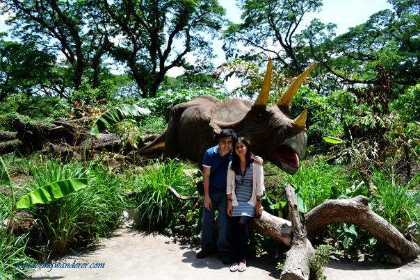 Dinosaurs Island - Clark, Pampanga Triceratops