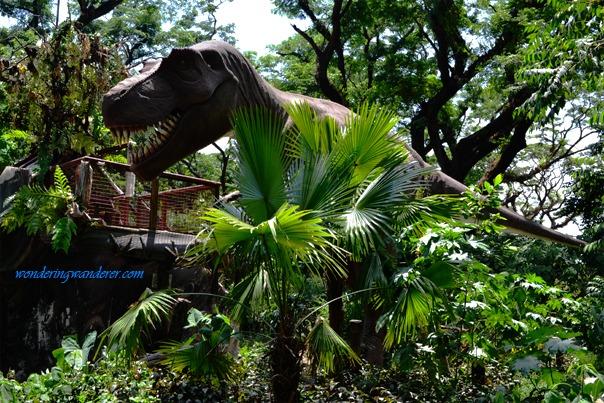 Dinosaurs Island - Clark, Pampanga Tyranosaurus Rex