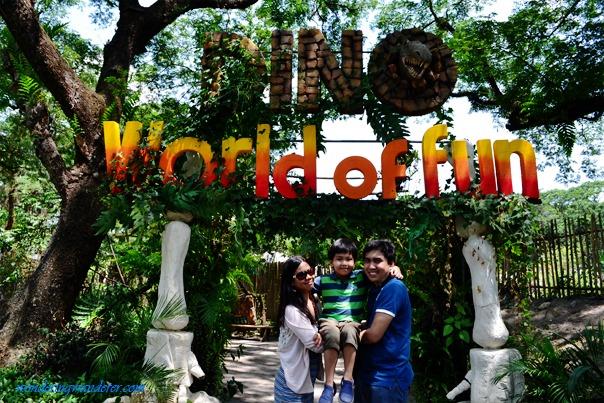 Dinosaurs Island - Clark, Pampanga World of Fun